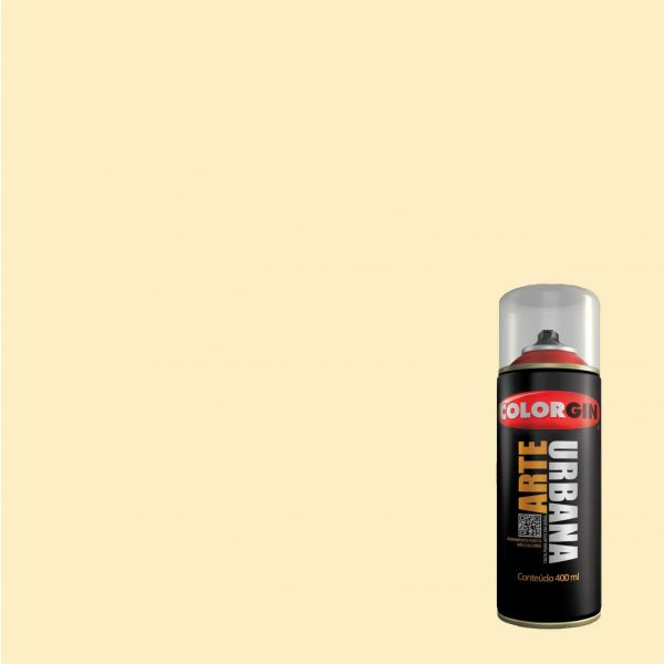 Tinta Spray Fosco Arte Urbana Algodao 400ml - Colorgin