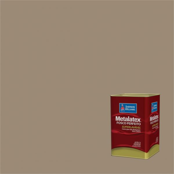 Tinta Acrílica Fosco Metalatex Concreto 18L - Sherwin Williams