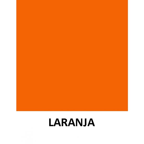 Tinta Spray Brilhante Luminosa Laranja 300ml - Colorgin