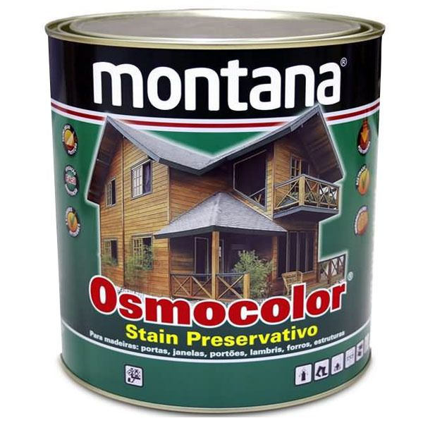 Osmocolor Stain Mogno 900ml - Montana