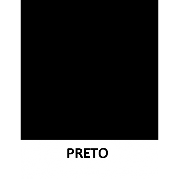 Tinta Spray Semi Brilho Uso Geral Preto 400ml - Colorgin
