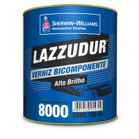 Verniz Automotivo Bi Componente 8000 Com Endurecedor 054 - Lazzuril