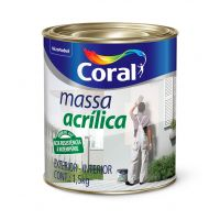 Massa Acrílica 900ml - Coral