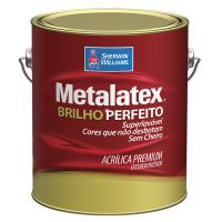 Tinta Acrílica Fosco Metalatex Branco S/B 3.6L - Sherwin Williams