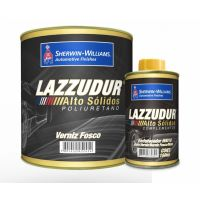 Verniz Automotivo Pu Fosco 750ml Com Endurecedor 150ml - Lazzuril